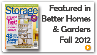 Creative Woodworks featured in Better Homes and Gardens