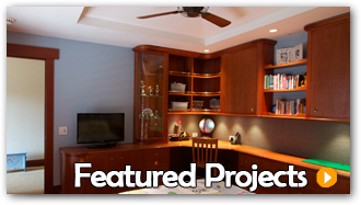 Featured Projects - Creative Woodworks